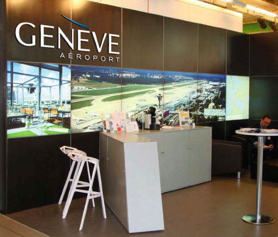 car hire Geneva Airport French or Swiss side